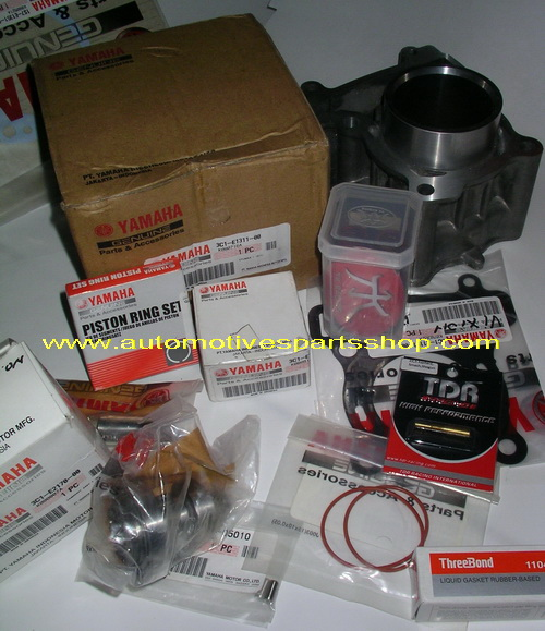 YAMAHA T135 (SPARK, SNIPER, EXCITER, CRYPTON X) 150cc GENUINE PARTS BORE UP KIT