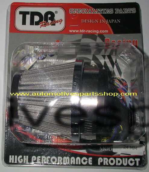 TDR 24/28 mm STAINLESS AIR FILTER