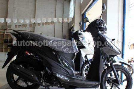 BLACK with SUZUKI SMART ALARM