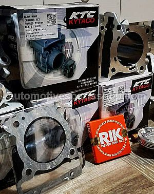 YAMAHA NMAX 200cc CYLINDER BORE UP KIT