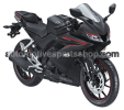 ALL NEW YZF R15 MATTE BLACK
