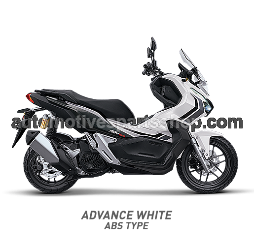 ADV 150 ABS ADVANCE WHITE