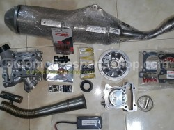 YAMAHA NMAX 200cc ULTIMATE PACKAGE KIT