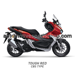ADV 150 TOUGH RED